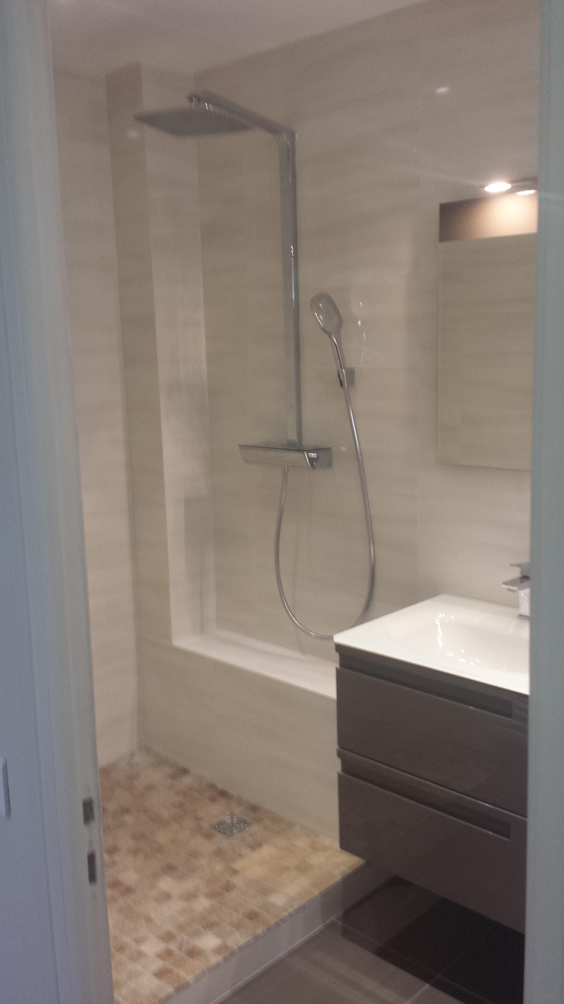 Salle de bain chaville