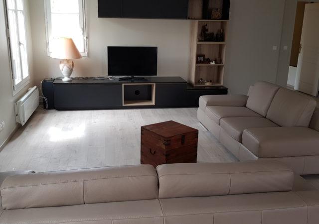 Rénovation d'un appartement à Rueil Malmaison dans les Hauts de Seine